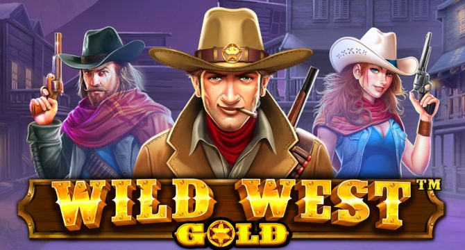 Wild West Gold Slot Online